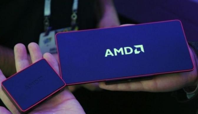 AMD Nano PC (HTPC) - SSD, Câmera, Bluetooth, WiFI e DockPort
